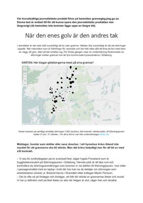 thumbnail of Arkiv H16-5 Den enes golv är den andres tak Halling Johansson hela uppsatsen