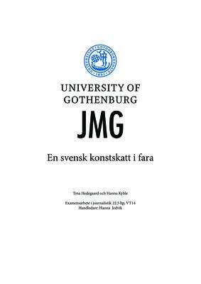 thumbnail of Hedegaard_Kyhle_En svensk konstskatt i fara