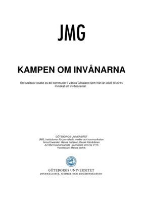 thumbnail of Kampen om invånarna Anna Hanna Daniel Metod
