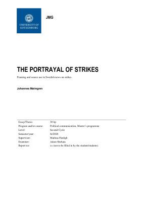 thumbnail of MS29_Malmgren_ The Portrayal of strikes